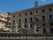 Palermo Fotografía de archivo libre de regalías