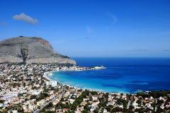 Palermo - Amazing Mondello Stock Images