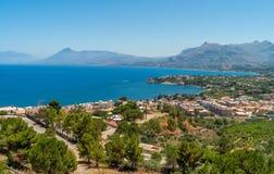 Palermo-Bucht Stockbilder