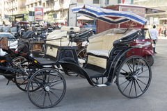 Palermo carriage Royalty Free Stock Photography