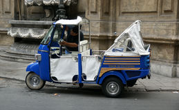 Palermo carriage Royalty Free Stock Image