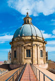 Palermo cathedral Royalty Free Stock Photo