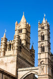 Palermo Cathedral Royalty Free Stock Image