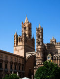Palermo Cathedral is Roman Catholic Archdiocese of Palermo, Pale Royalty Free Stock Photo