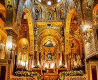 Free Palermo Catherdral Interior Architecture Stock Photography - 179238882
