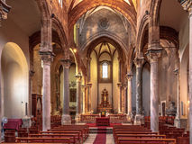 Palermo Church Royalty Free Stock Photo