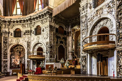 Palermo Church Stock Photography