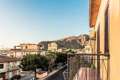 Palermo City Royalty Free Stock Photos