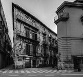 Palermo City in Sicily, Italy Stock Photo
