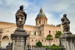 Palermo City in Sicily, Italy Stock Photography