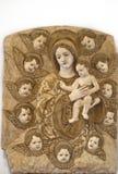 Detalle de la escultura Imagenes de archivo