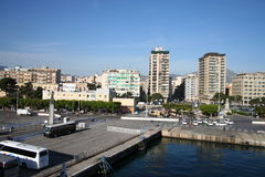 Palermo Harbor Royalty Free Stock Images