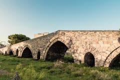 Palermo Historical Bridge Stock Image