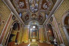 Palermo, Italia, Sicilia 24 agosto 2015 Il santuario di Tindari immagine stock libera da diritti