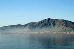 Palermo Italy Landscape Royalty Free Stock Images