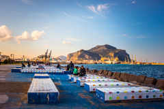 Palermo Royalty Free Stock Images