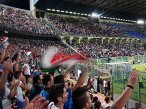 Palermo, Italy - 2013, September 06 - Italy vs Bulgaria - FIFA 2014 World Cup Qualifier Stock Images