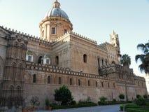 Palermo katedralny Fotografia Royalty Free