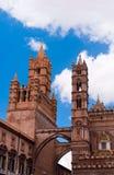 Palermo-Kathedrale Lizenzfreie Stockbilder