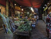 Palermo street market Stock Image