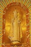 Palermo - Little Jesus from church Convento Dei Carmelitani Royalty Free Stock Photo