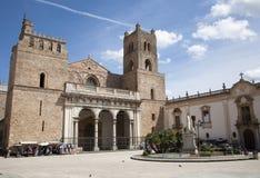 Palermo, Monreale katedra - Obrazy Stock