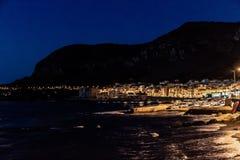Palermo Nights Stock Photos