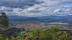 Palermo paipa Royalty Free Stock Image