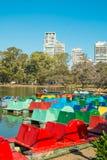 Palermo parkerar, Buenos Aires Royaltyfria Bilder
