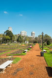 Palermo parks, Buenos Aires Stock Images