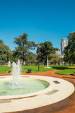 Palermo parks, Buenos Aires Royalty Free Stock Image