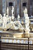 Palermo, Piazza Pretoria Stock Image