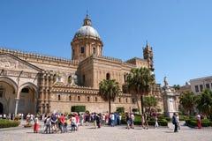 Palermo Roman Cathedral Foto de archivo