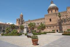 Palermo Roman Cathedral Imagenes de archivo
