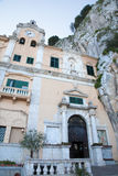Palermo - Santuario di Santa Rosalia Stock Photos