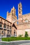 Palermo, Sicília - a catedral imagem de stock royalty free