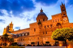 Palermo, Sicília, Italy fotos de stock