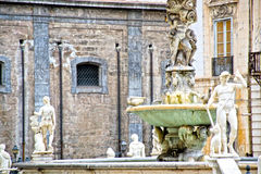 Palermo - Sicily Royalty Free Stock Photography