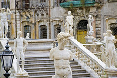 Palermo - Sicily Stock Photo