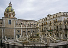 Palermo - Sicily Royalty Free Stock Images