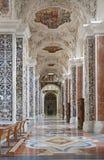 Palermo - Side nave in church La chiesa del Gesu or Casa Professa Stock Photos