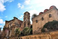 Palermo - Sizilien lizenzfreies stockbild