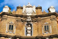 Palermo - Sizilien Stockbild