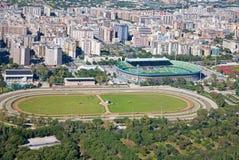Palermo - stadiums Royalty Free Stock Image