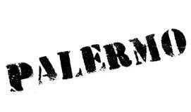 Palermo stamp rubber grunge Stock Photo