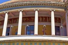 Palermo, Teatro Politeama Stock Images