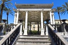 Palermo, Teatro Politeama Stock Image