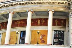 Palermo, Teatro Politeama Royalty Free Stock Photos