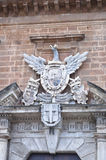 Palermo-Wappen. Lizenzfreie Stockfotos