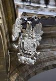 Palermo-Wappenkunde Stockbilder